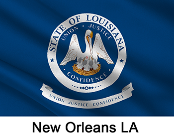New Orleans LA - Acceptance of Risk Form